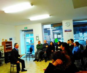 2016年罗姆人归主会议和探访